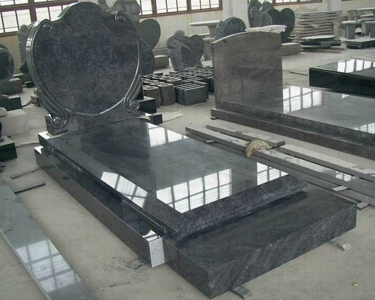 Granite Tombstone