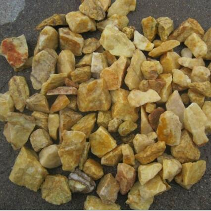 Cheap Sharp Yellow Gravels