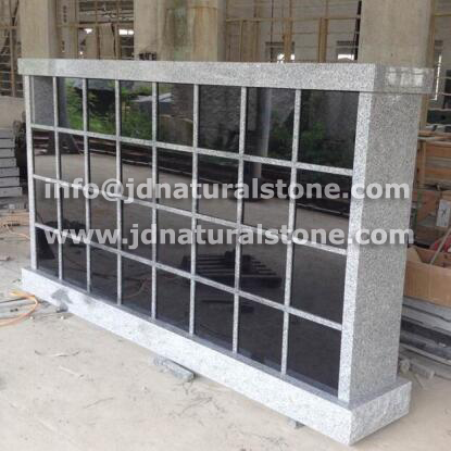 Granite Family Columbarium For American