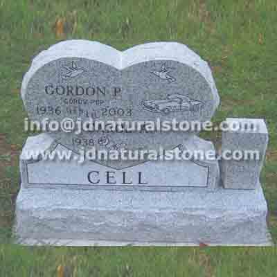 Barre Grey Headstone Monument