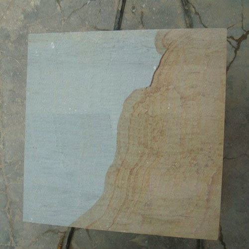Double-color Sandstone Tiles